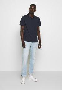 Filippa K - SOFT - Polo shirt - deep blue - 1
