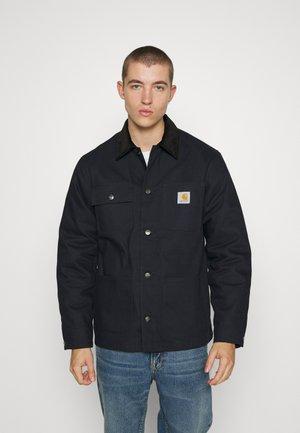 MICHIGAN COAT DEARBORN - Summer jacket - dark navy/black rigid