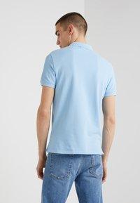 Emporio Armani - Polo shirt - light blue - 2
