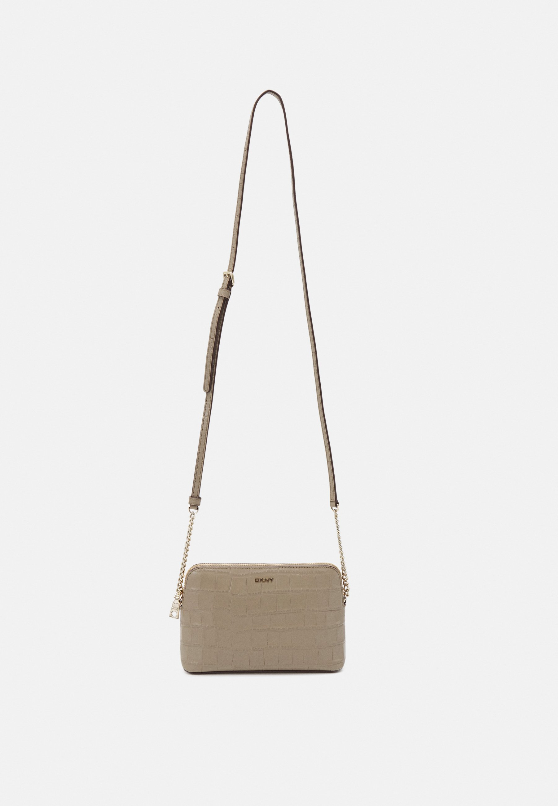 Women BRYANT DOME CBODY CROCO - Across body bag
