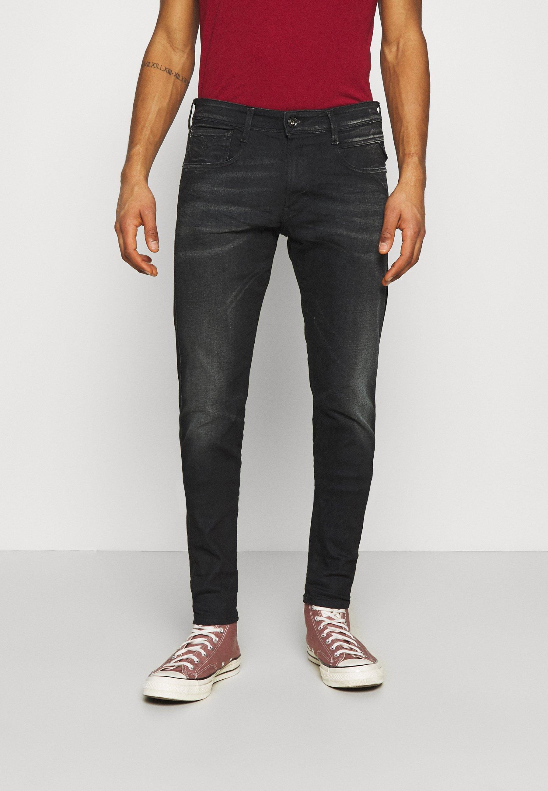 Men BRONNY - Jeans Tapered Fit