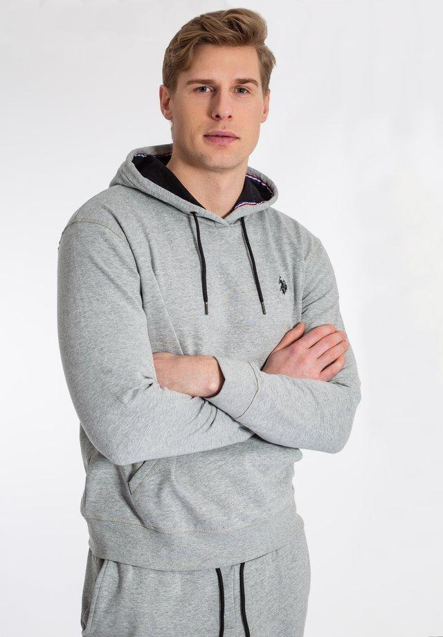 BRAYDEN - Hoodie - grey melange