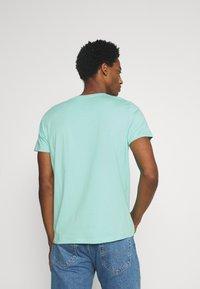 Marc O'Polo - SHORT SLEEVE - T-shirt imprimé - mint - 2