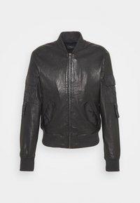 Be Edgy - ROWAN - Leather jacket - black - 4