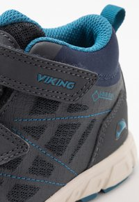 Viking - VEME MID GTX - Hiking shoes - navy/petrol - 2