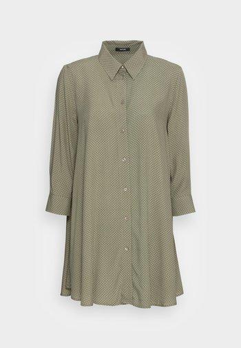 FARLA - Button-down blouse - soft moss