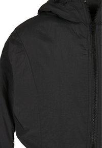 Urban Classics - Bomber Jacket - black/white - 8
