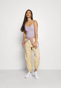 Nike Sportswear - FESTIVAL - Top - iced lilac/digital pink - 1