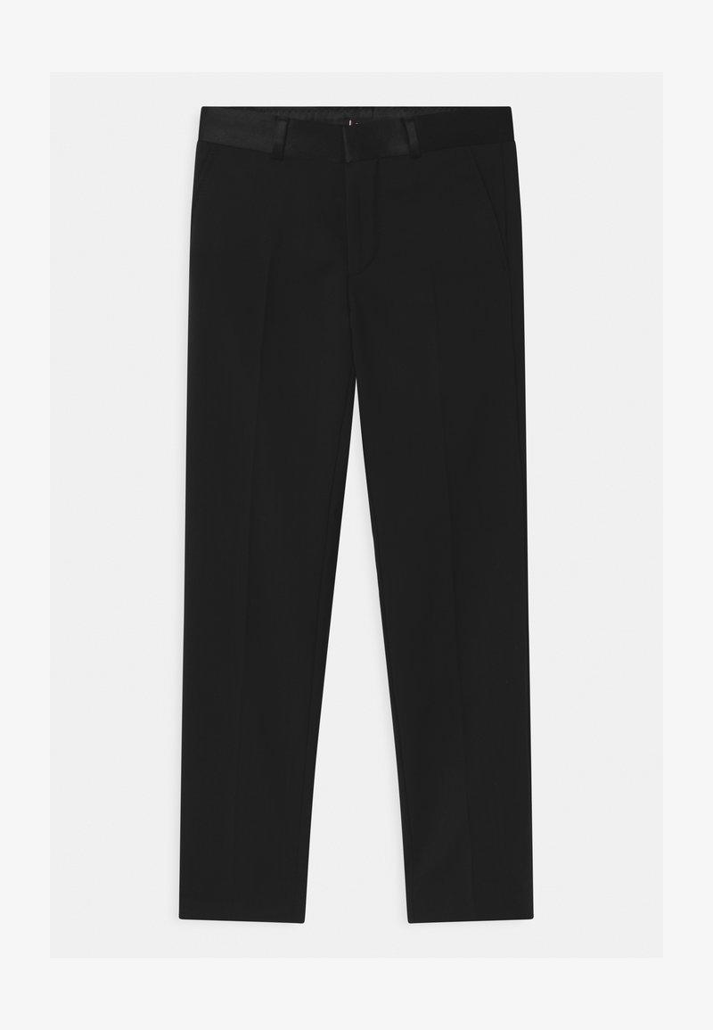 Tommy Hilfiger - Pantalón de traje - black