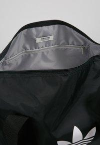 adidas Originals - DUFFLE - Torba sportowa - black - 4