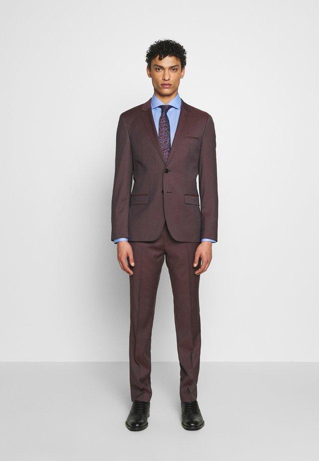 ARTI/HESTEN - Suit - bordeaux