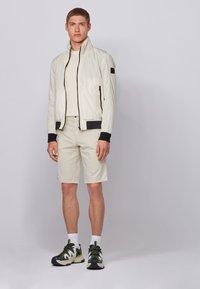 BOSS - SCHINO - Shorts - light beige - 1