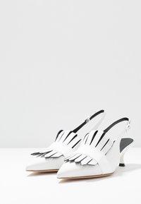 Sportmax - GERALD - Classic heels - latte - 4