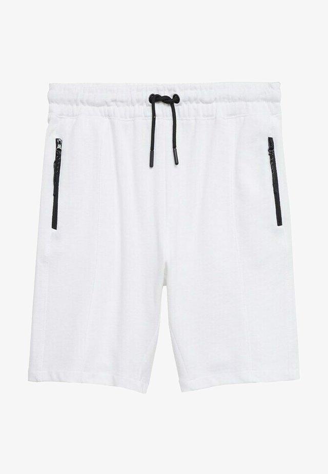 EVAN - Shorts - cremeweiß