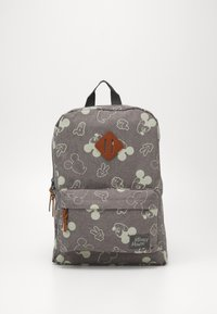Kidzroom - PENCIL CASE & BACKPACK MICKEY MOUSE 90TH ANNIVERSARY SET - School set - grey - 1