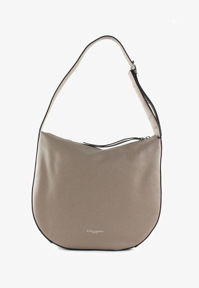 PETRA - Handbag - tortora