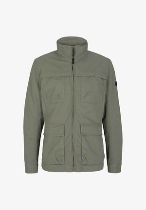 Summer jacket - tree moss green