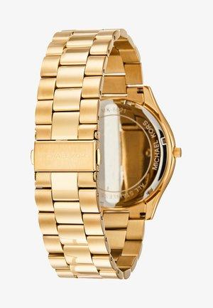 SLIM RUNWAY - Watch - gold-coloured