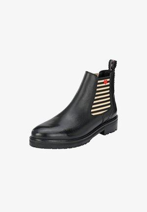 ANNI - Ankle boots - schwarz