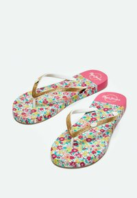 Pepe Jeans - T-bar sandals - gold - 1