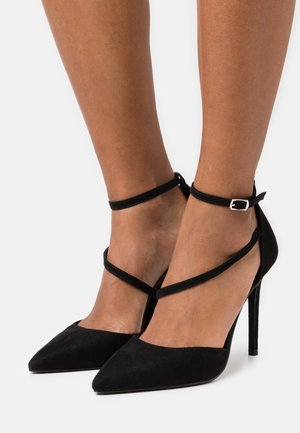 CRYSTAL - High heels - black