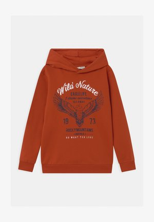 NKMVUGO - Sweatshirt - burnt brick