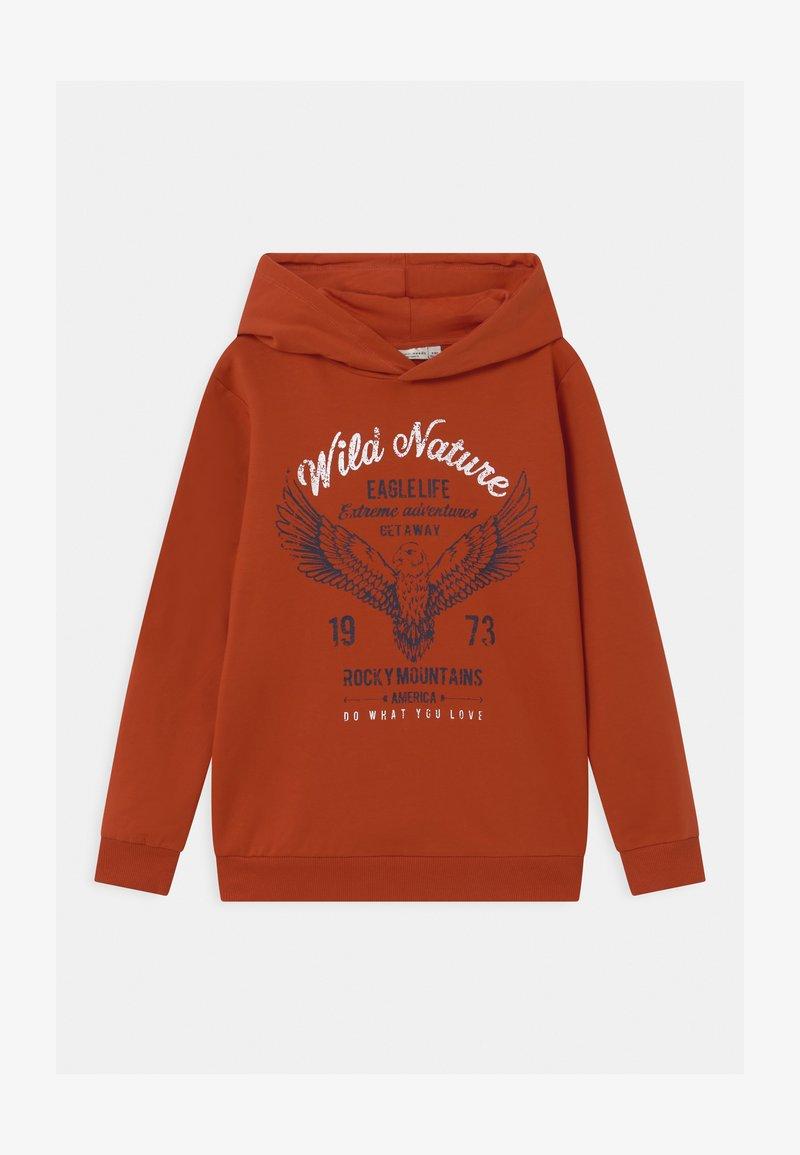 Name it - NKMVUGO - Sweatshirt - burnt brick
