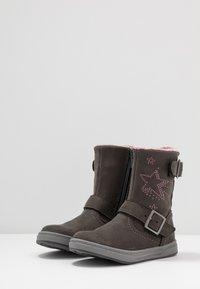 Friboo - Kotníkové boty - dark gray - 3