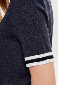 ONLY - MIT KURZEN ÄRMELN  - T-shirts print - dark blue - 3