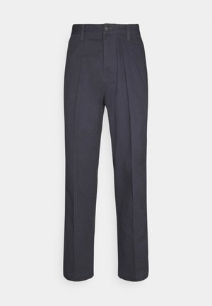 HARDWORK CARPENTER PANT  - Straight leg -farkut - french navy