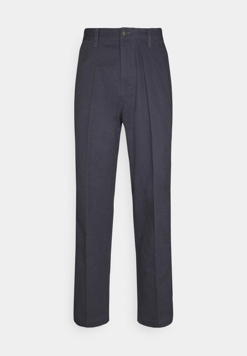 Obey Clothing - HARDWORK CARPENTER PANT  - Straight leg -farkut - french navy