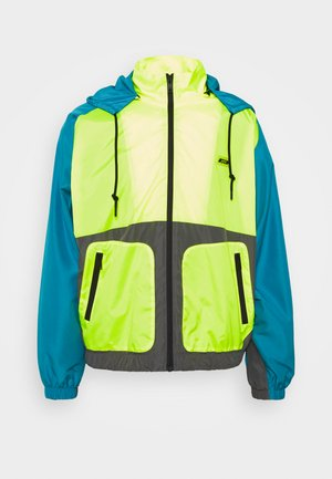 GIUBBINO JACKET - Training jacket - sky blue
