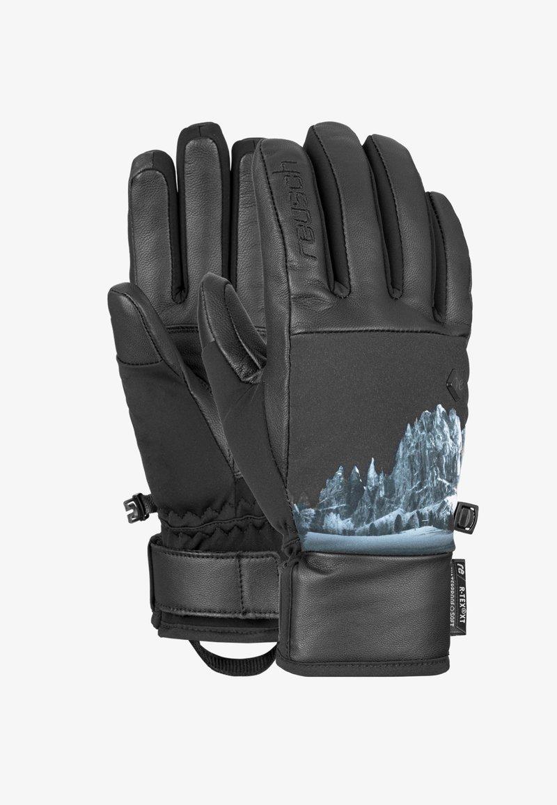 Reusch - GIORGIA R-TEX® XT - Gloves - black/mountain