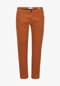 edc by Esprit - Slim fit jeans - rust brown - 5