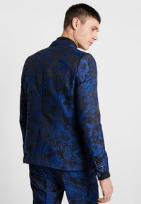 Twisted Tailor - ERSAT SUIT SLIM FIT - Completo - blue - 3