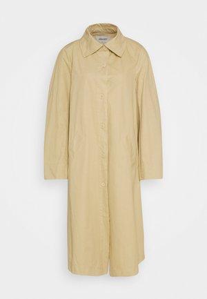 LOVE SONG - Classic coat - pale khaki