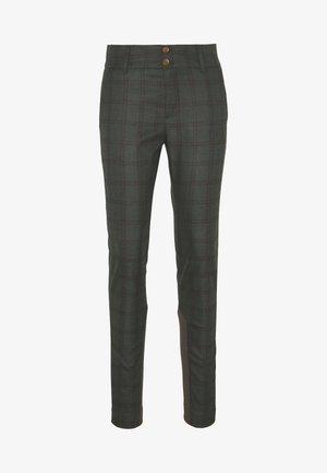BLAKE COHAN PANT - Kalhoty - khaki