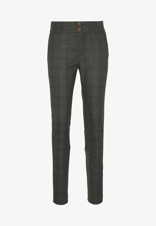 BLAKE COHAN PANT - Trousers - khaki