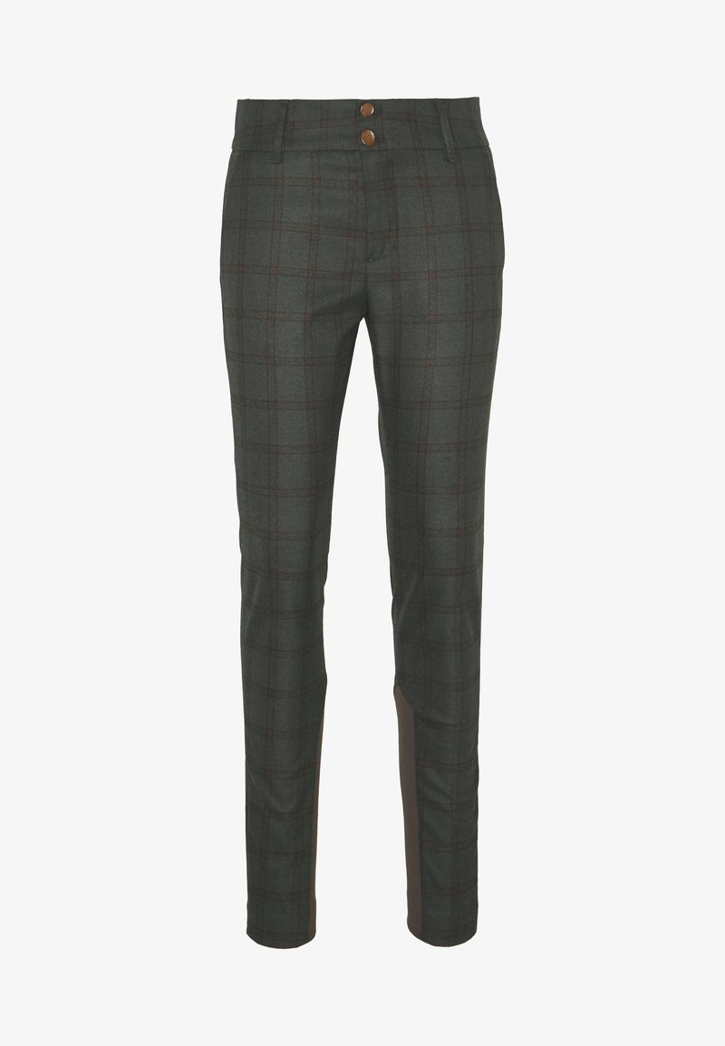Mos Mosh - BLAKE COHAN PANT - Trousers - khaki