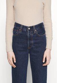 Levi's® - RIBCAGE STRAIGHT ANKLE - Jeans straight leg - noe dark mineral - 4