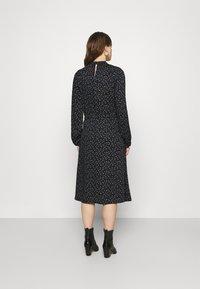 Moss Copenhagen - EANE DRESS - Day dress - black - 2