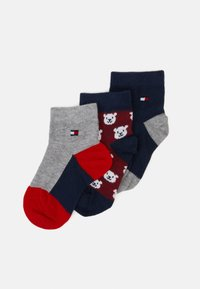 Tommy Hilfiger - BABY BEAR GIFTBOX 3 PACK - Ponožky - blue - 0