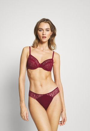 IRONIC - Underwired bra - framboise