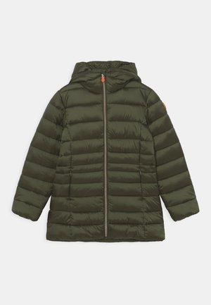 IRIS MAGGY - Zimní kabát - pine green
