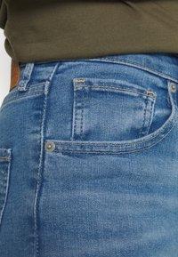 Levi's® - MILE HIGH SUPER SKINNY - Jeans Skinny Fit - naples fade - 5