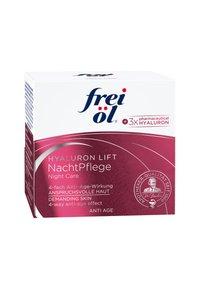frei öl - ANTI AGE HYALURON LIFT NACHTPFLEGE - Anti-Aging - - - 1