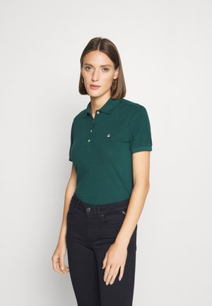 Polo shirt - forrest green