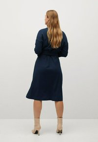 Violeta by Mango - DOMIN - Jumper dress - dark navy - 2