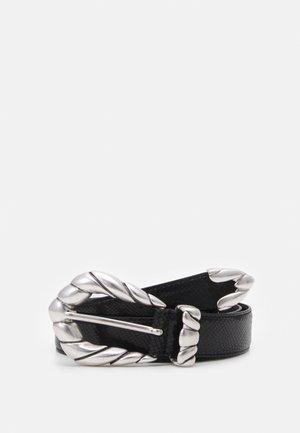EMBELLA - Belt - black