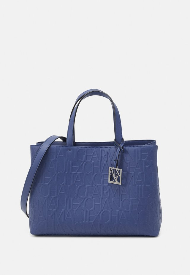 SHOPPING BAG - Kabelka - blue